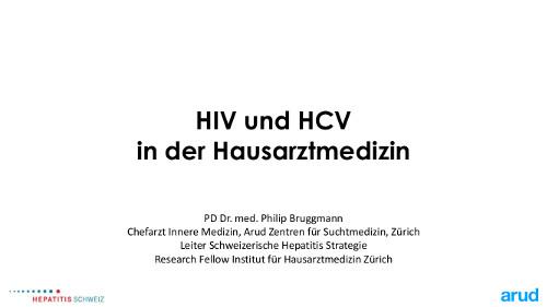 HIV und HCT